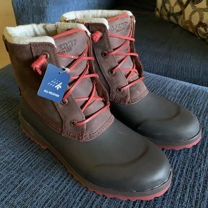 Sperry Duck Boots with Thinsulate